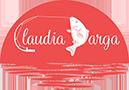 Claudia Darga ∝ Anglerin ∝ Outdoor ∝ Lifestyle Logo